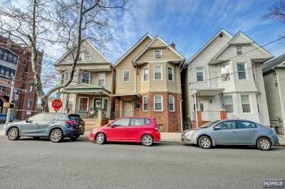 Hudson County Multi Family 2-4 For Sale: 19 South 3rd Street