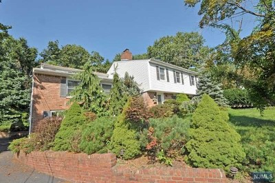 Passaic County Single Family Home For Sale: 65 Heights Road