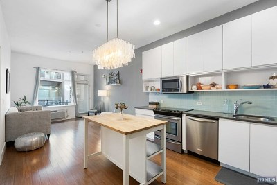 Jersey City NJ Condo/Townhouse For Sale: $529,000