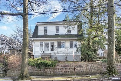 Leonia Single Family Home For Sale: 496 Park Avenue
