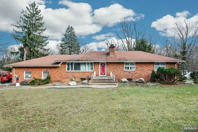Passaic County Single Family Home For Sale: 527 Rifle Camp Road