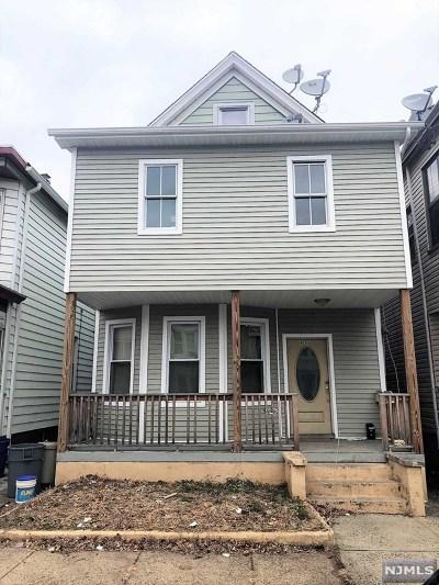 Passaic Multi Family 2-4 For Sale: 436 Gregory Avenue