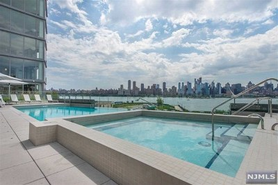 West New York Condo/Townhouse For Sale: 9 Ave At Port Imperial #411