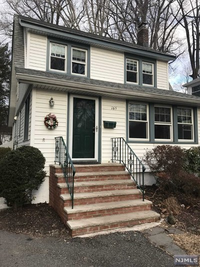 Teaneck Single Family Home For Sale: 165 Church Street