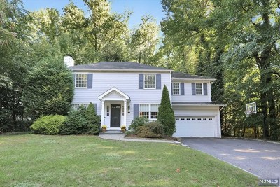Tenafly Single Family Home For Sale: 37 Howard Park Drive