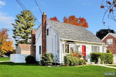 Dumont Single Family Home For Sale: 92 Sherwood Road