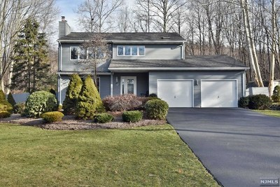 West Milford Single Family Home For Sale: 226 High Crest Drive