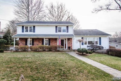 Passaic County Single Family Home For Sale: 12 Ingraham Terrace