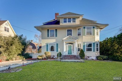 Rutherford NJ Single Family Home For Sale: $849,000