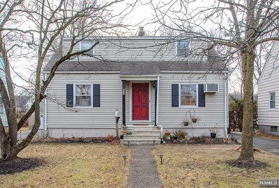Bergen County Single Family Home For Sale: 659 Godwin Avenue