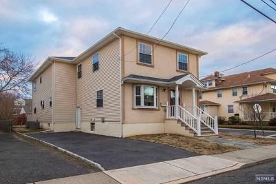 Ridgefield Park NJ Single Family Home For Sale: $579,000