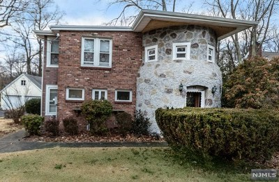 Montvale Multi Family 2-4 For Sale: 70 Spring Valley Road