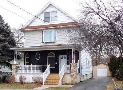 Hawthorne Multi Family 2-4 For Sale: 156 Washington Avenue