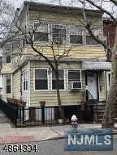 Hudson County Single Family Home For Sale: 94 Atlantic Street