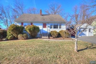 Northvale NJ Single Family Home For Sale: $409,900