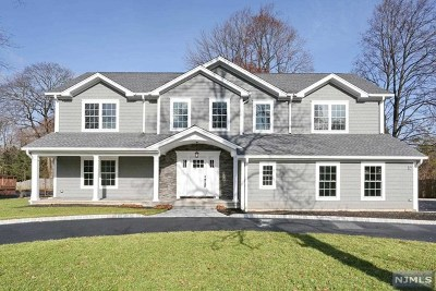 Bergen County Single Family Home For Sale: 510 Cleveland Avenue