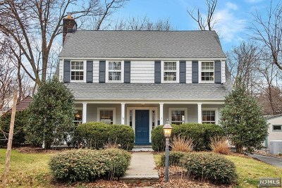 Essex County Single Family Home For Sale: 18 Chester Road