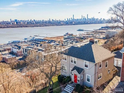 Cliffside Park Single Family Home For Sale: 6 Columbia Avenue