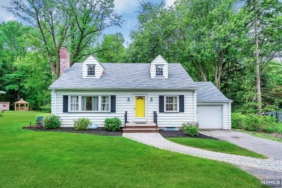 Oakland Single Family Home For Sale: 116 Long Hill Road
