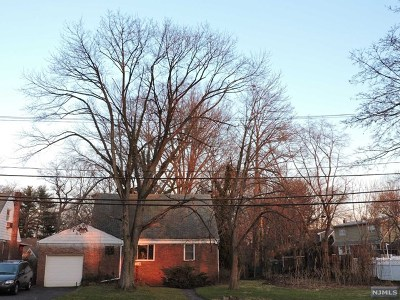 Fair Lawn Single Family Home For Sale: 0-83 Blue Hill Avenue