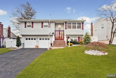 Bergen County Single Family Home For Sale: 177 Jocelyn Avenue