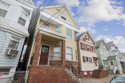 Hudson County Multi Family 2-4 For Sale: 32 Maple Street