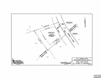Demarest Residential Lots & Land For Sale: 5 Deerhill Road