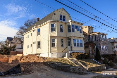 Hudson County Multi Family 2-4 For Sale: 60 Laurel Avenue