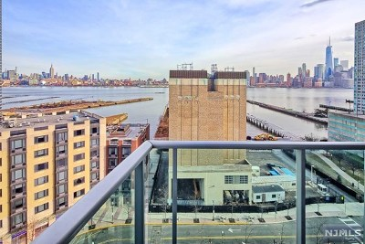 Hudson County Condo/Townhouse For Sale: 20 Newport Parkway #1508