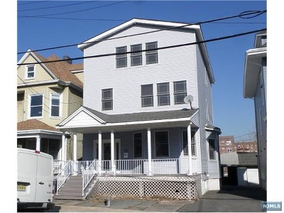 Passaic Single Family Home For Sale: 256 Paulison Avenue