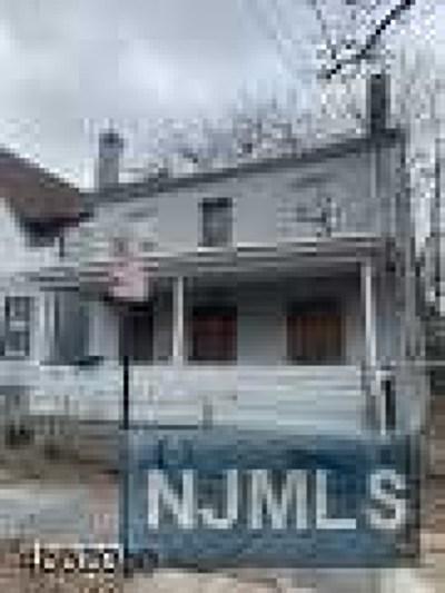 Passaic County Single Family Home For Sale: 22 Watson Street