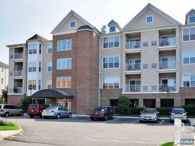 Bergen County Condo/Townhouse For Sale: 502 Bushes Lane