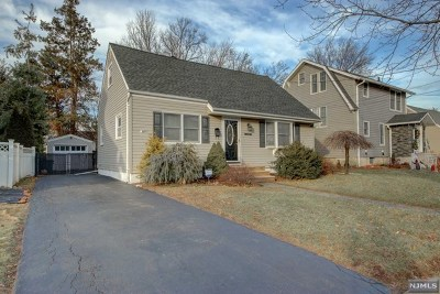 Fair Lawn Single Family Home For Sale: 17-11 Ellis Avenue