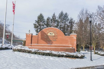 Morris County Condo/Townhouse For Sale: 130 Barrister Drive
