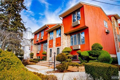 Bergen County Condo/Townhouse For Sale: 228 Johnson Avenue #3
