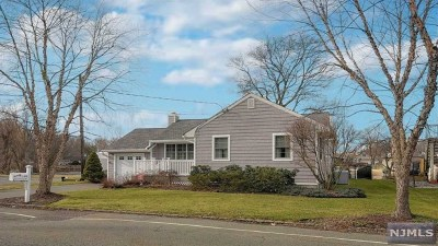 Morris County Single Family Home For Sale: 109 North Cherry Road