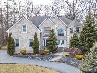Wayne Single Family Home For Sale: 132 Balsam Road