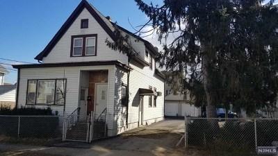 Bergen County Multi Family 2-4 For Sale: 166 Banta Avenue