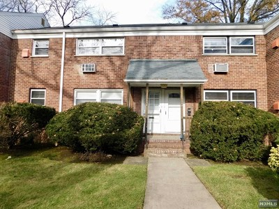 Fair Lawn Condo/Townhouse For Sale: 15-34b North Plaza Road #B