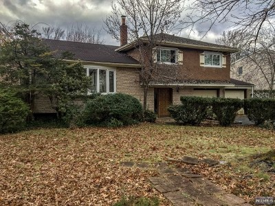Englewood Cliffs Single Family Home For Sale: 44 Carol Drive