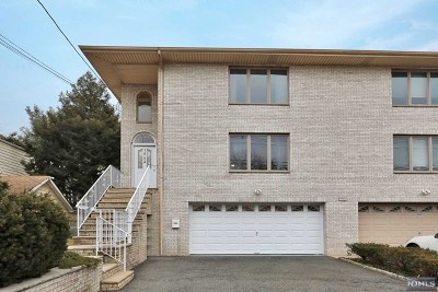 Fort Lee Condo/Townhouse For Sale: 1654 Maple Street