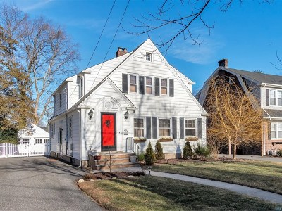 Hackensack Single Family Home For Sale: 294 Euclid Avenue