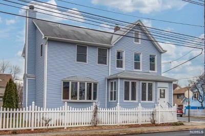 Little Ferry Single Family Home For Sale: 89 Liberty Street