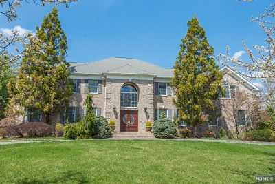 Wyckoff Single Family Home For Sale: 527 Old Post Road