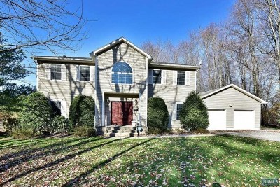 Closter Single Family Home For Sale: 490 Anderson Avenue