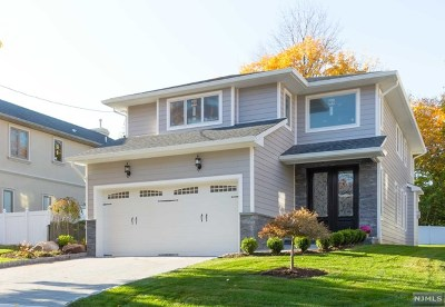 Cresskill Single Family Home For Sale: 76 Westervelt Place