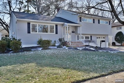 Fair Lawn Single Family Home For Sale: 14 Fayette Place