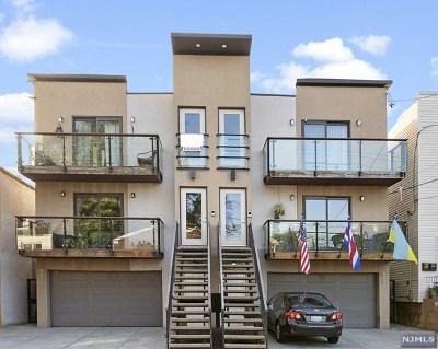 North Bergen Condo/Townhouse For Sale: 9029 Palisade Avenue #2
