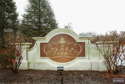 Tenafly Condo/Townhouse For Sale: 3201 The Plaza