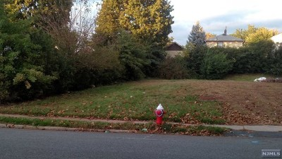 Hackensack Residential Lots & Land For Sale: 314 Standish Avenue